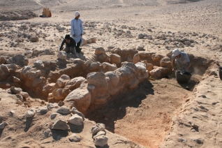The Stone Village: The 2000s also saw a return to the desert fringe of the site, and the exploration of the second of Amarna's workers' villages, the so-called Stone Village.