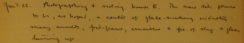 Woolley_diary_1922