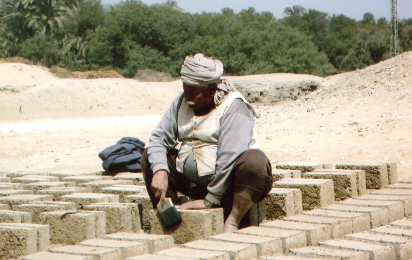 SAT brick-making